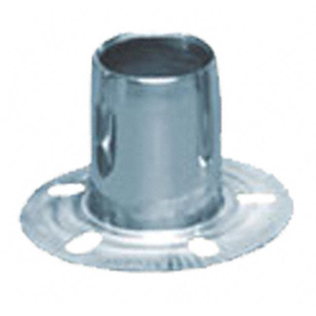 TOPLINE WHL C131 Wheel Center Cap, Chrome