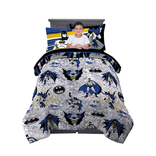 Franco Black Panther Full//Twin Bedding Comforter with Sham