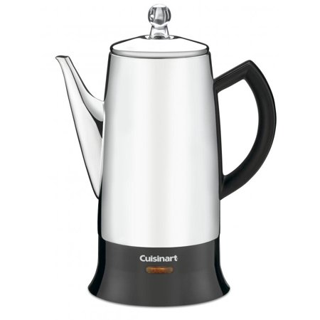 Coffee Urn Percolator - Cuisinart 12-Cup Classic Stainless Steel Percolator