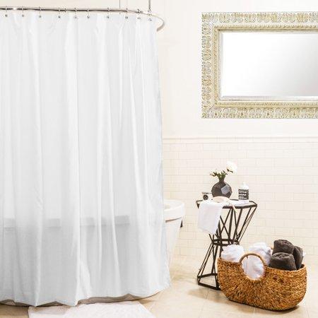Splash Home Hydro Microfiber Shower Curtain