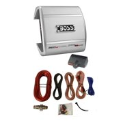 Boss CXXD2800 Chaos Class D 2800W Monoblock Power Amplifier