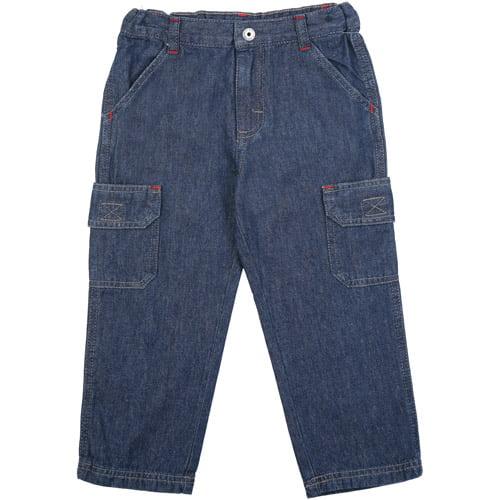 Wrangler - Baby Boys' 5 Star Cargo Jeans