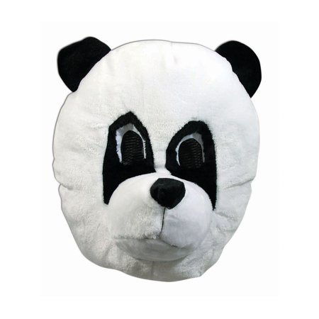 Halloween Panda Mascot Mask](Panda Express Halloween Deals)