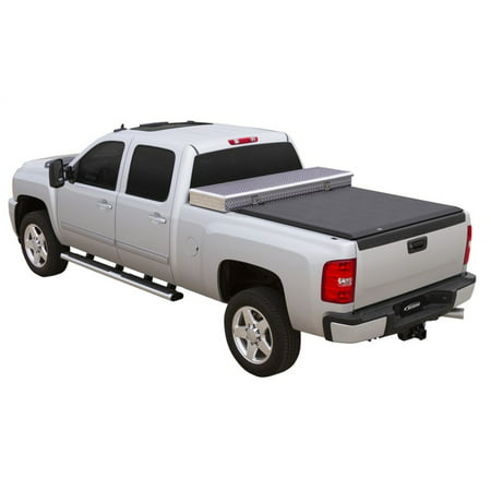 Access Toolbox 07+ Tundra 5ft 6in Bed (w/ Deck Rail) Roll-Up Cover