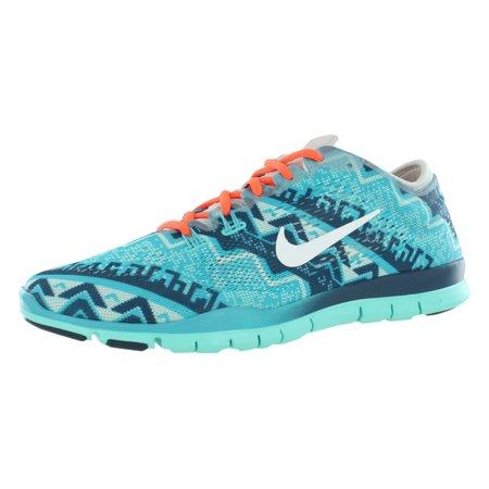 89964293c040 Nike Free 5.0 Tr Fit 4 Print Training Women s Shoes Size - Walmart.com