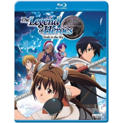 The Legend Of Heroes: Complete Collection (Blu-ray) (Anamorphic Widescreen)