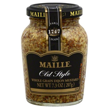 (2 Pack) Maille mustard