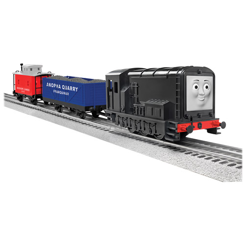 Lionel Thomas and Friends Diesel Train Set