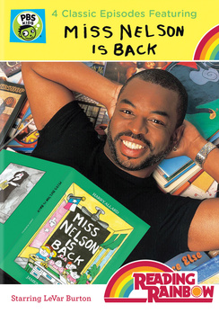 Reading Rainbow: Miss Nelson Is Back (DVD) by PBS
