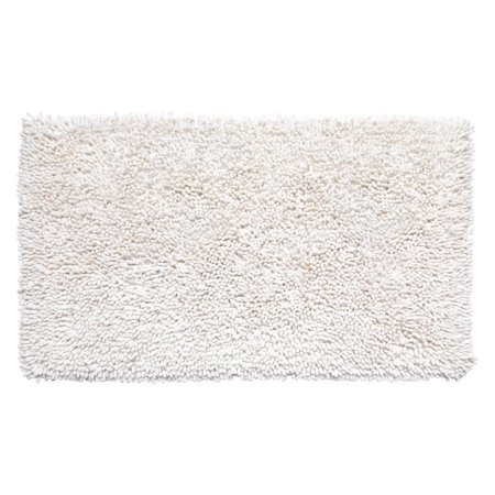 - Shaggy Cotton Chenille Bath Room Rug, Size 21
