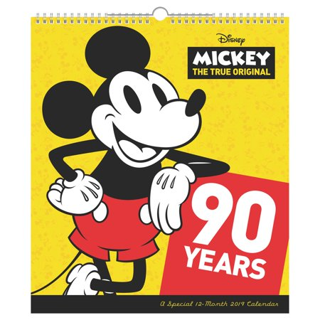 Day Dream Disney Mickey Mouse Wall Calendar - Calendars (Mickey Mouse Calendar)