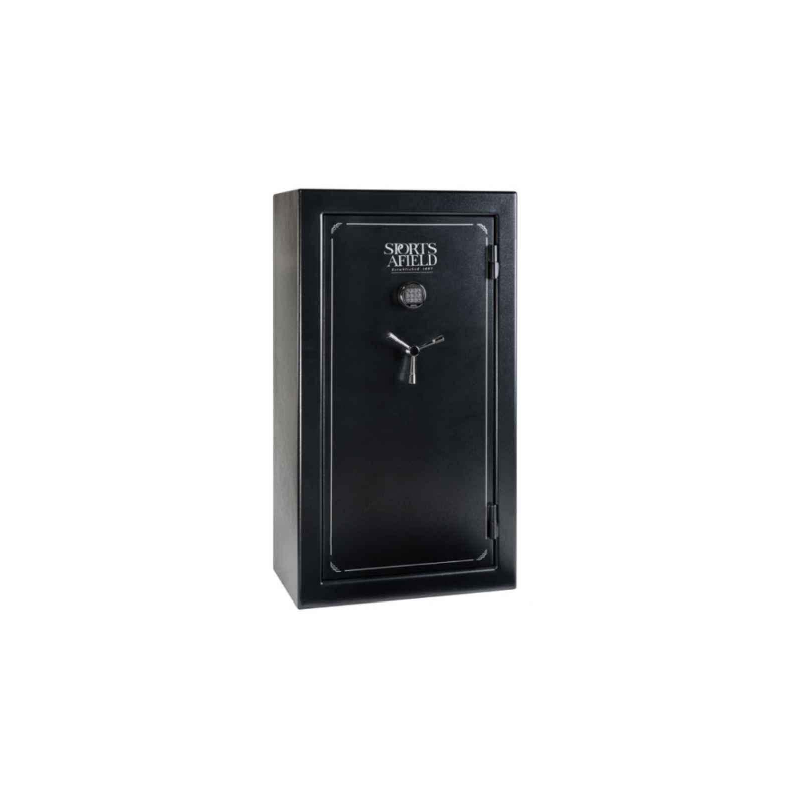 Click here to buy Sports Afield Gun Safe FREE DELIVERY 33+6Cap Black, SA6033 by Sports Afield.