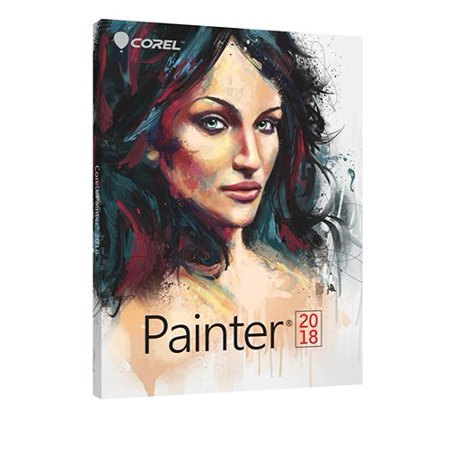 Corel Painter 2018 Digital Art Suite for PC and (Painter Site)