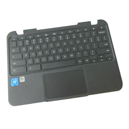 - Lenovo Chromebook N22 Laptop Black Upper Case Palmrest, Keyboard & Touchpad 5CB0L02103