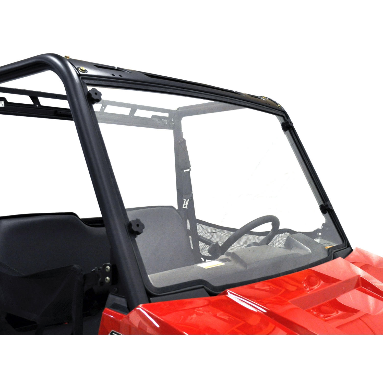 2015-2019 POLARIS RANGER 570 MIDSIZE   3//16 POLYCARBONATE FULL WINDSHIELD