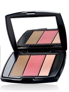 Lancome Blush Subtil Palette in 323 ROSE FLUSH, 0.07oz/2g