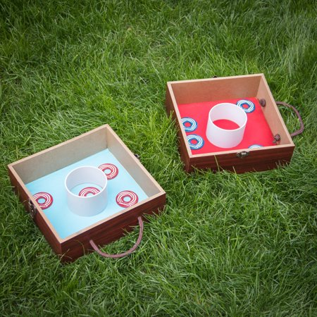 Halex Wood Washer Toss Game (Washer Toss Game)