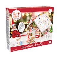 Elf on the Shelf Gingerbread House Kit