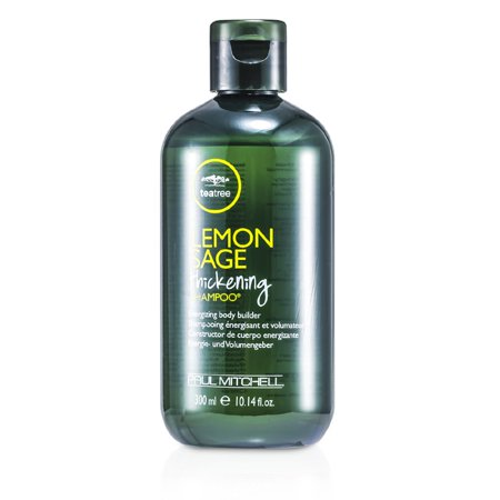 Paul Mitchell - Tea Tree Lemon Sage Thickening Shampoo (Energizing Body Builder) -300ml/10.14oz Paul Mitchell Lemon Sage