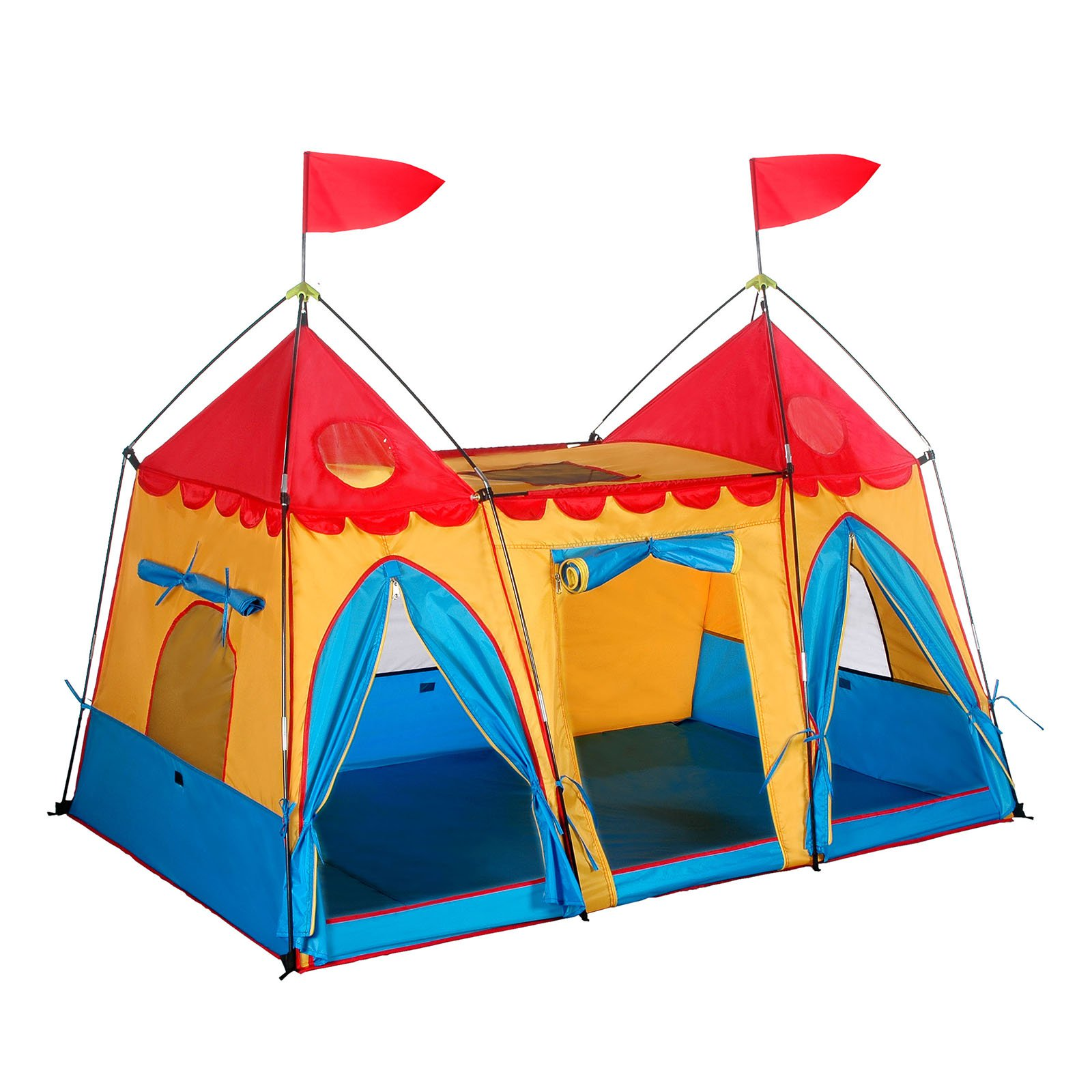 0815886010407  sc 1 st  eBay & Gigatent Fantasy Palace Play Tent Children Kids Pretend Roleplay ...