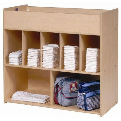 Steffy Wood Products Changing Table by Steffy Wood Products