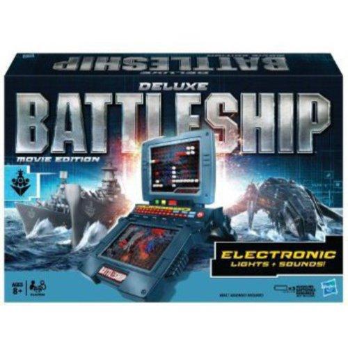 Deluxe Battleship Movie Edition Walmart Com