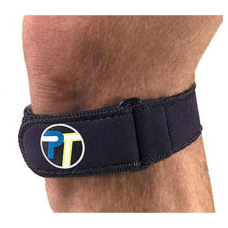 Pro-Tec Knee ProTec Patellar Tendon Strap Medium