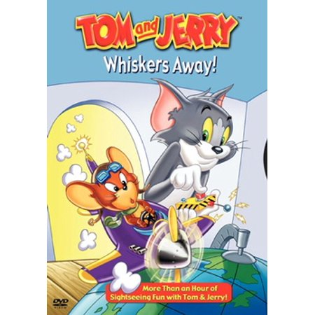 Tom And Jerry: Whiskers Away! (DVD)](Tom And Jerry Halloween Cartoon)
