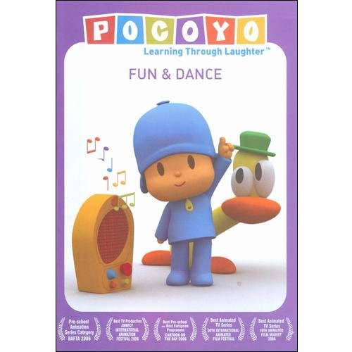 Pocoyo: Fun & Dance With Pocoyo (Widescreen)