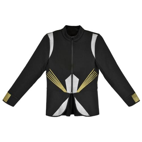 The Hunger Games Catching Fire Female Training Jacket Adult