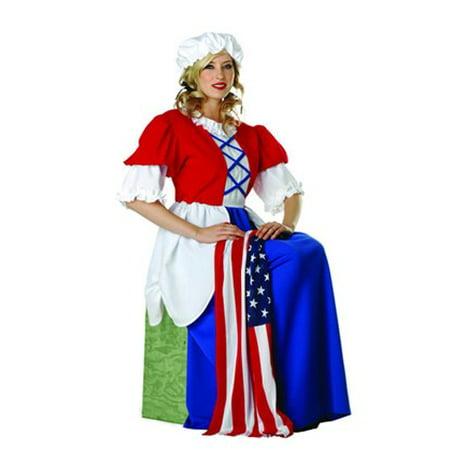 Betsy Ross- Adult Xxl (Ross Halloween 2017)