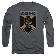 Suicide Squad Taskforce Shield Mens Long Sleeve Shirt