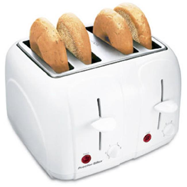 Proctor Silex 24203Y 4-Slice Cool-Touch Toaster