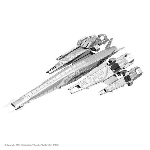 Mass Effect 3d Laser-cut Model Normandy Sr2