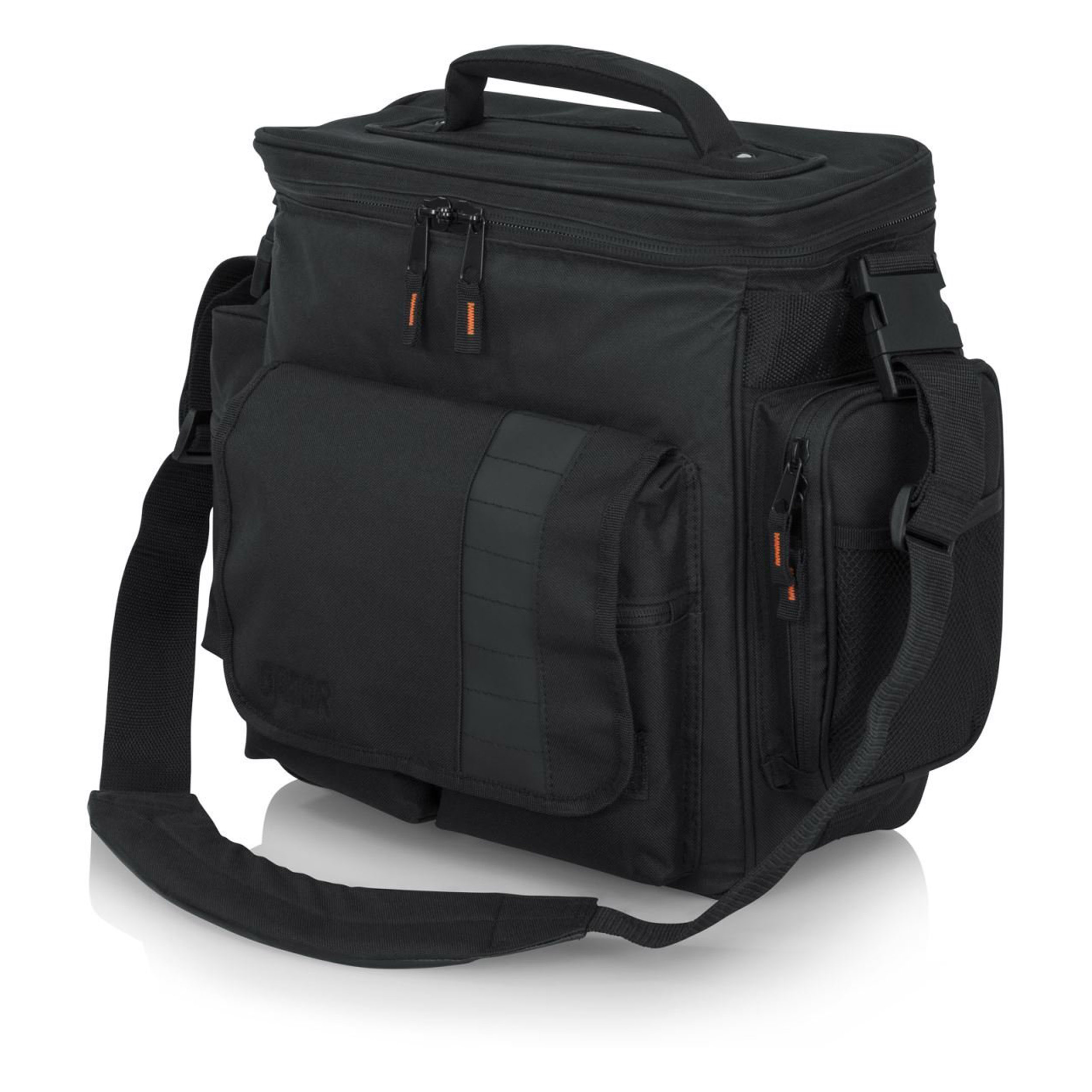Gator G-CLUB-DJ BAG DJ Bag for 35 LPs and Serato Style Interface by Gator
