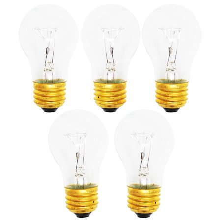 Chem Lights Bulk (5-Pack Replacement Light Bulb for Magic Chef RB19HA-1A - Compatible Magic Chef 8009 Light)