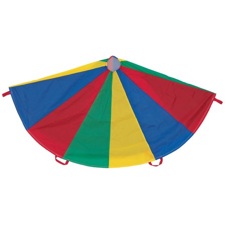Champion Sports Multi-Colored Parachute, 12' Diameter, 12 (Sky Parachute)