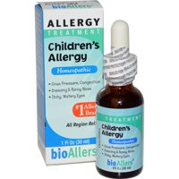 BioAllers, Children's Allergy, Allergy Treatment, 1 fl oz (30 ml)