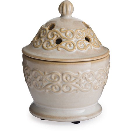 Candle Breeze Fan Fragrance Warmer, Regal Ivory