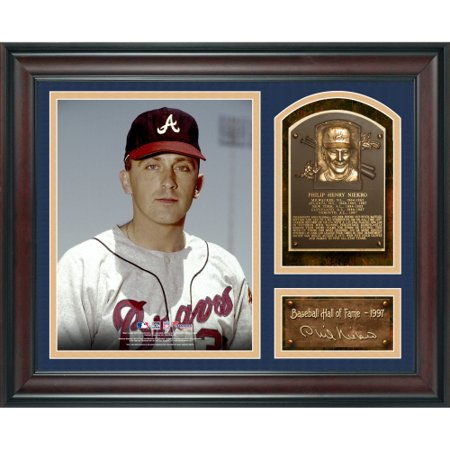 Phil Niekro Atlanta Braves Fanatics Authentic Framed 15