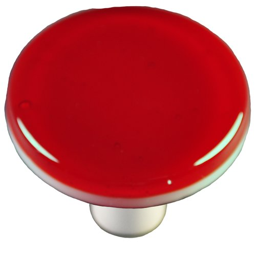 Hot Knobs Solids Mushroom Knob