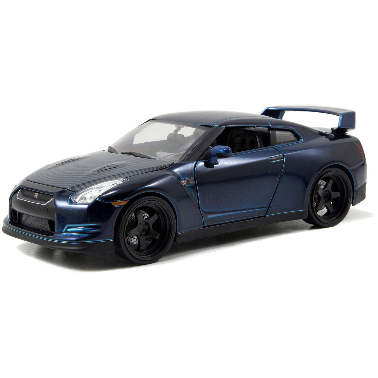 Jada Toys Fast and Furious 1 24 Die Cast Nissan GT-R by Jada