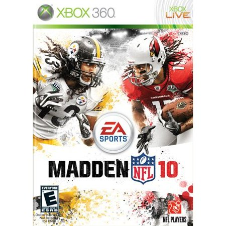 Refurbished Madden NFL 10 For Xbox 360 Football (Xbox 360 Official Nfl)