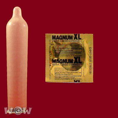 TROJAN MAGNUM XL 60 PACK, TROJAN MAGNUM XL 60 PACK By Ineardi