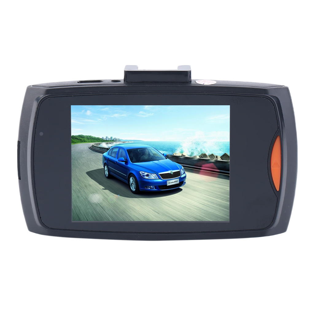 "2.4"" Full HD 1080P Car Driving Recorder DVR CCTV Dash Camera G-sensor Night Vision Recorder"