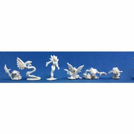 Familiars 2 Miniature 25mm Heroic Scale Dark Heaven Bones Reaper Miniatures