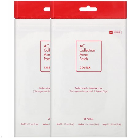 COSRX AC Collection Acne Patch, 26 count, 2 pack