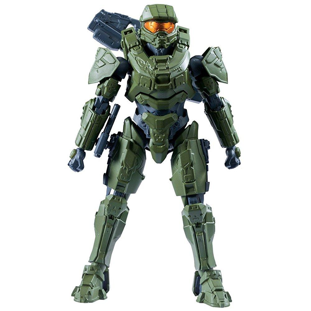 SpruKits Halo The Master Chief Action Figure Model Kit, Level 2
