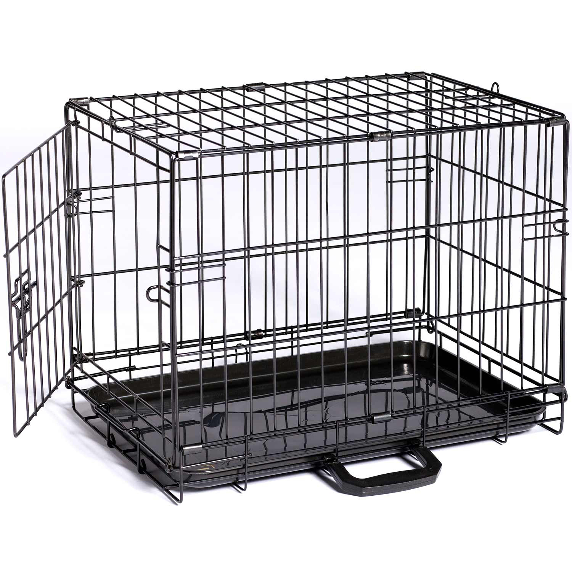 Prevue Pet Products Home-On-The Go Single Door Dog Crate, XXS