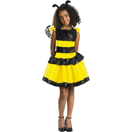 Razzle Dazzle Bee Child Halloween Costume - Photo Bebe Halloween
